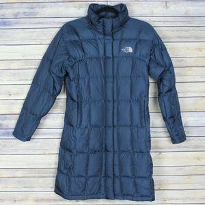 North Face Metropolis 600 Goose Down Parka Jacket